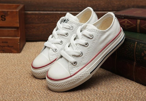 Низкие детские кеды Converse All Star купить недорого в интернет ... bec95c1a5cb