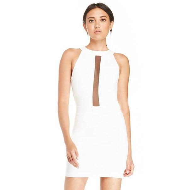 0cb3b85f1bd Сексуальное приталенное платье с вырезом на спине купить недорого в ...