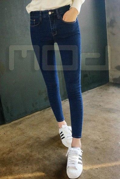 96db383cc7a Классические женские джинсы с высокой талией купить недорого в ...