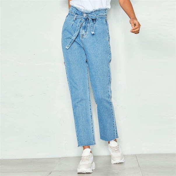 617bd6f18fa Свободные джинсы с высокой посадкой купить недорого в интернет ...