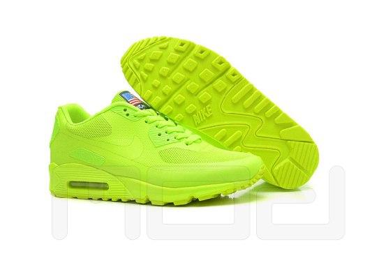 Nike Air Max 90 Hyperfuse USA фото