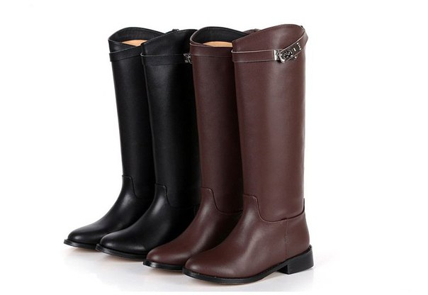 Женские сапоги HERMES осень зима купить недорого в интернет-магазине MOD 59200840d60