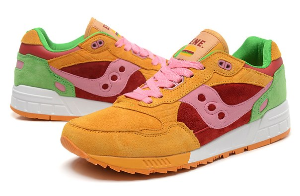 "Saucony x End Shadow 5000 ""Burger"" фото"