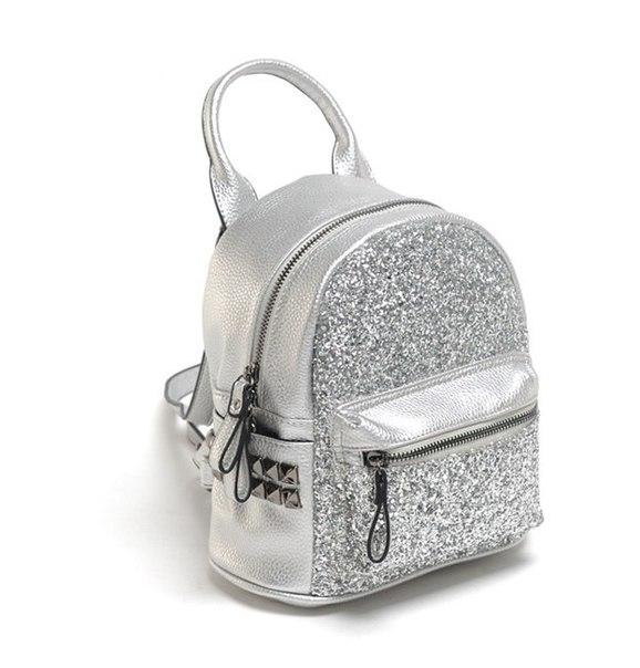 eb6a75787cf8 Броги   Женский рюкзак с блестками