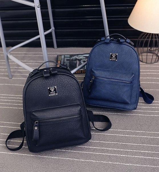 ba9c61fb9156 Женский маленький кожаный рюкзак купить недорого в интернет-магазине MOD