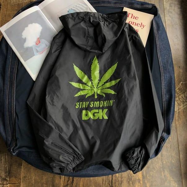 Куртка с коноплей можно ли резко бросать курить марихуану