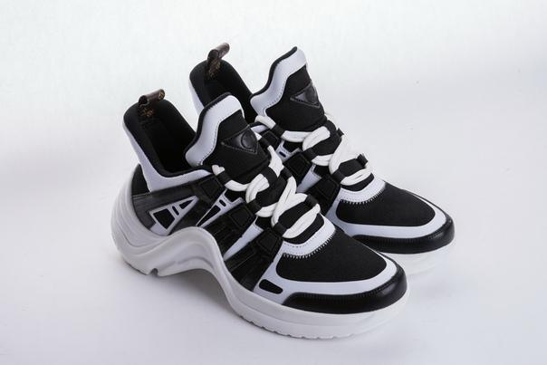 75b841f10c69 Кроссовки Louis Vuitton Archlight Sneaker купить недорого в интернет ...