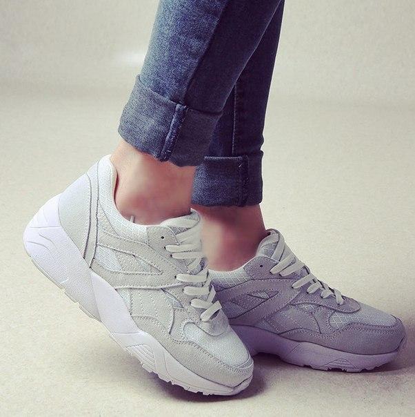Женскиа спортиная обувь на пенной подошве купить недорого в интернет ... ce57838ce54