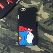 Чехол для iPhone Supreme с суперменом