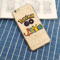 Чехол Pokemon для iPhone 6/6s, 6+, 7/7S, 7+