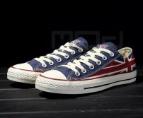 Кеды Converse All Star Great Britain flag