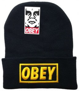 Шапка Obey