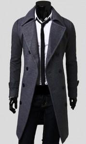 4b7f1adcd33 Мужское приталенное пальто