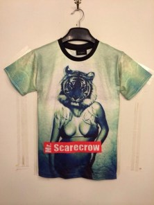 T-shirt ISwag Scarecrow