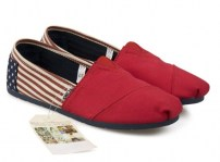 Toms American Flag
