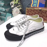 Кроссовки OFF WHITE Vans X BLANK CANVAS