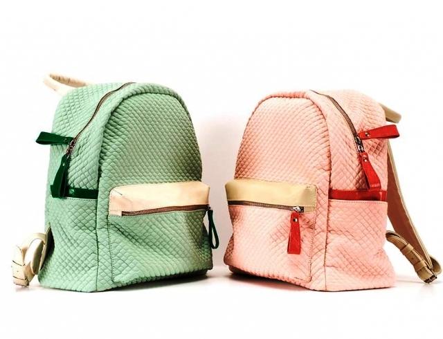 Рюкзаки тканевые чемоданы в ленте омск